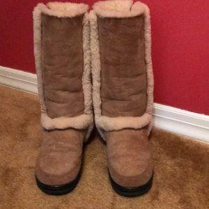 EMU of Australia Sheepskin boots
